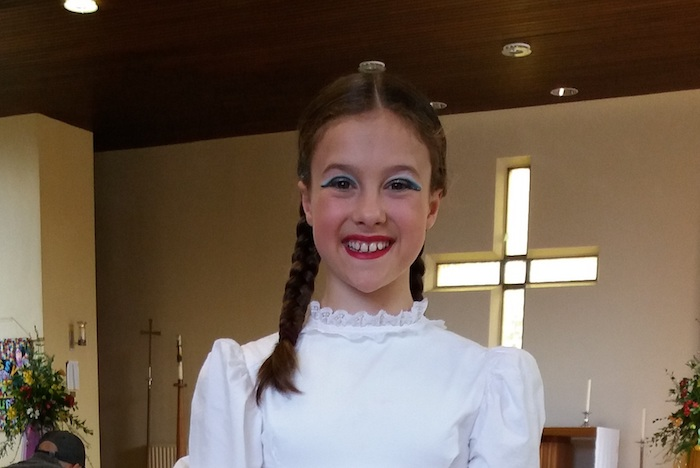 Rebecca dances to top regional prize