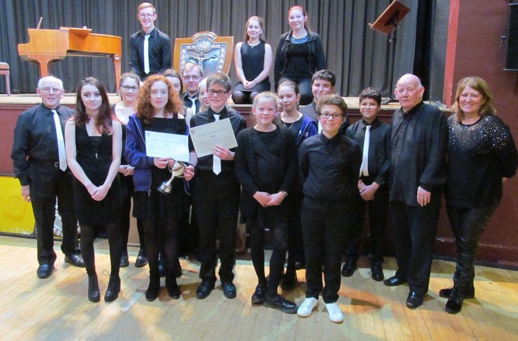 Singers, choirs, pianists: Time to enter for 2018